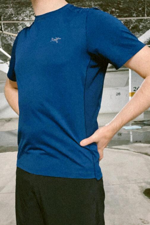 Arcteryx Cormac Comp Shirt SS Men's